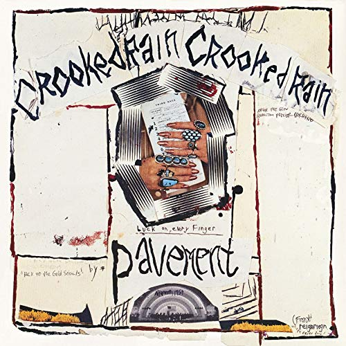 Pavement - Crooked Rain, Crooked Rain (1994) [FLAC] Download