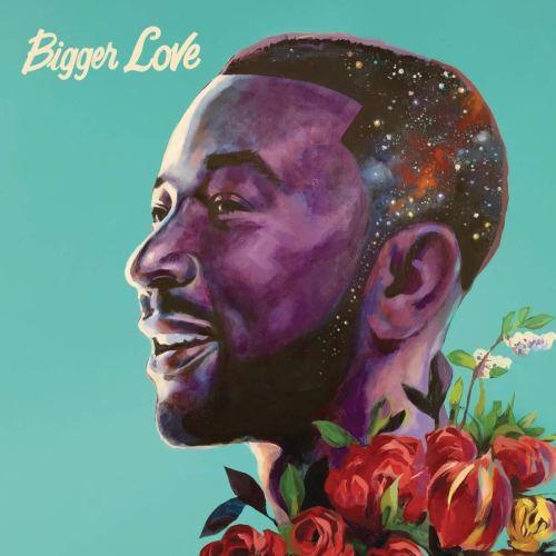 John Legend - Bigger Love (2020) [FLAC] Download