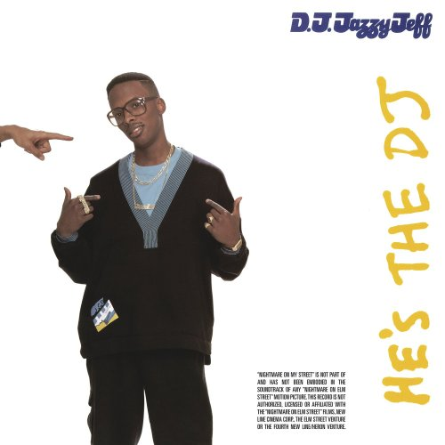 DJ Jazzy Jeff And The Fresh Prince - Hes The DJ Im The Rapper (1988) [FLAC] Download