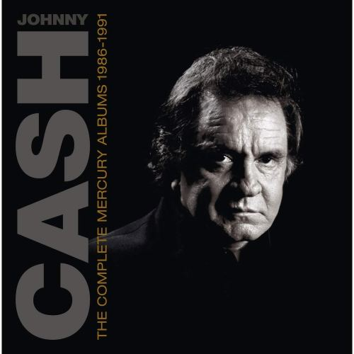 Johnny Cash with U2 - The Complete Mercury Recordings 1986-1991 (2020) [FLAC] Download