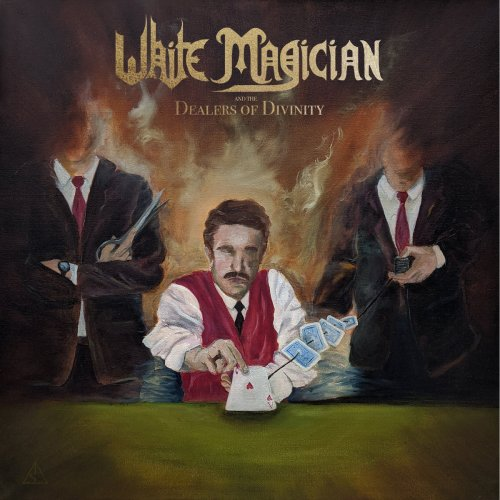 White Magician - Dealers Of Divinity (2020) [FLAC] Download