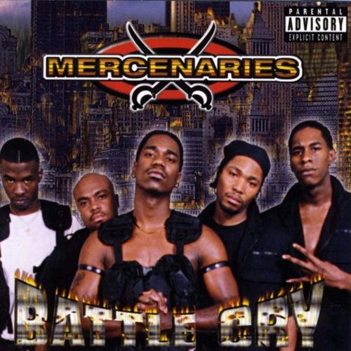 Mercenaries - Battle Cry (1998) [FLAC] Download