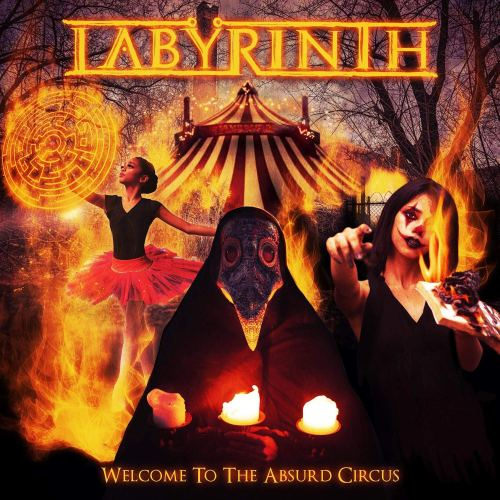 Labyrinth - Welcome to the Absurd Circus (2021) [FLAC] Download