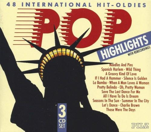 VA - Pop Highlights 48 International Hit Oldies (1991) [FLAC] Download