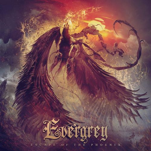 Evergrey - Escape of the Phoenix (2021) [FLAC] Download
