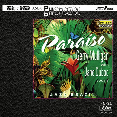 Gerry Mulligan With Jane Duboc - Paraiso Jazz Brazil (1993) [FLAC] Download