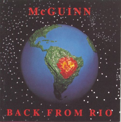 Roger McGuinn - Back From Rio (1991) [FLAC] Download