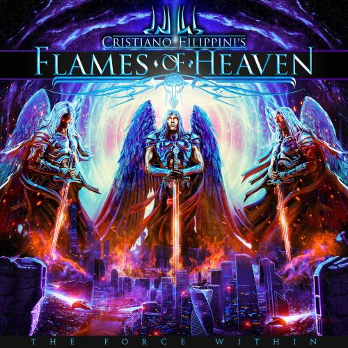Flames Of Heaven - The Force Within (2020) [FLAC] Download