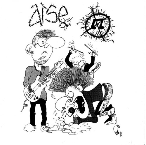 Arse - Discography (2009) [FLAC] Download