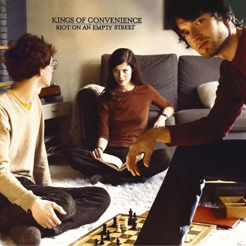 Kings Of Convenience - Riot On An Empty Street (2004) [FLAC] Download