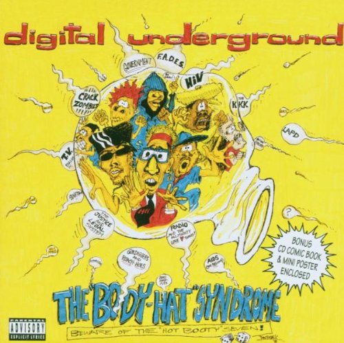 Digital Underground - The Body-Hat Syndrome (1993) [FLAC] Download