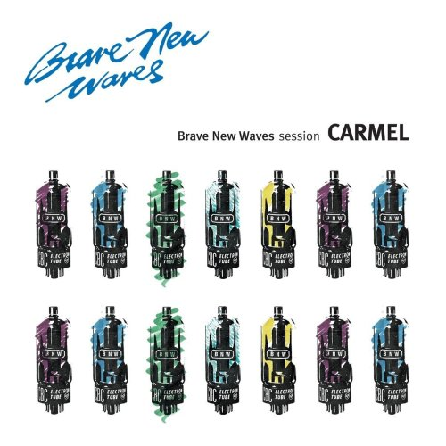 Carmel - Brave New Waves Session (2018) [FLAC] Download