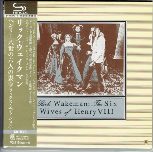 Rick Wakeman - The Six Wives Of Henry VIII (2015) [FLAC] Download