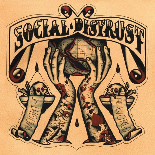 Social Distrust - Weight Of The World (2013) [FLAC] Download