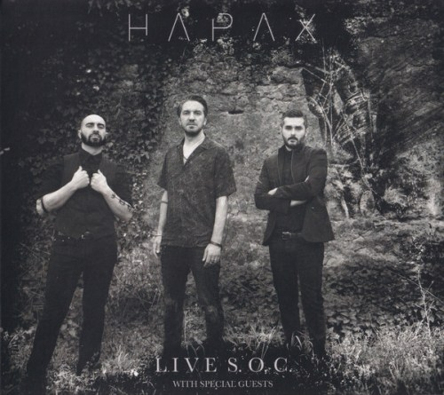 Hapax - Live S.O.C. With Special Guests (2021) [FLAC] Download