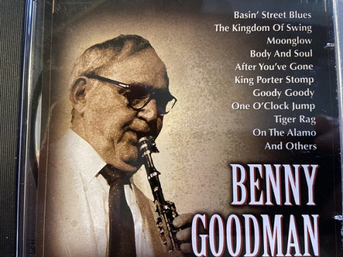 Benny Goodman And His Orchestra - The Swing Area (2009) [FLAC] Download