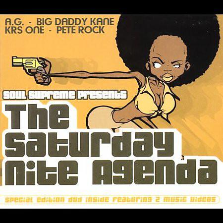 Soul Supreme - Soul Supreme Presents The Saturday Nite Agenda (2003) [FLAC] Download