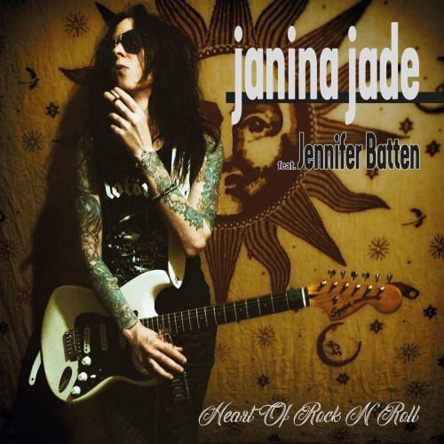 Janina Jade feat. Jennifer Batten - Heart Of Rock N' Roll (2021) [FLAC] Download