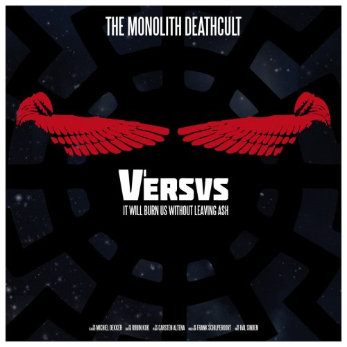 The Monolith Deathcult - V Versus  It Will Burn Us Without Leaving Ash (2017) [FLAC] Download