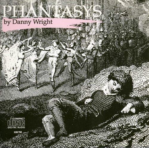 Danny Wright - Phantasys (1993) [FLAC] Download