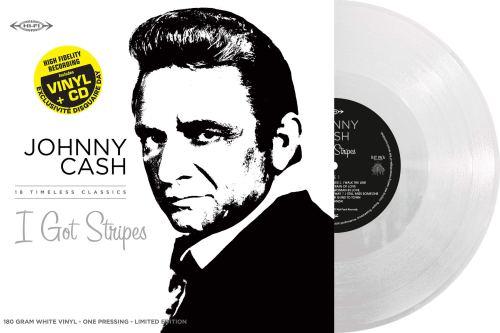 Johnny Cash - I Got Stripes (2019) [FLAC] Download