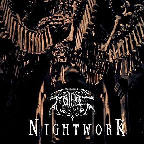 Diabolical Masquerade - Nightwork (2021) [FLAC] Download