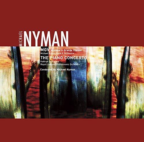 Michael Nyman - The Piano Concerto MGV (1994) [FLAC] Download