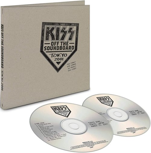 Kiss - Off The Soundboard: Tokyo 2001 (2021) [FLAC] Download