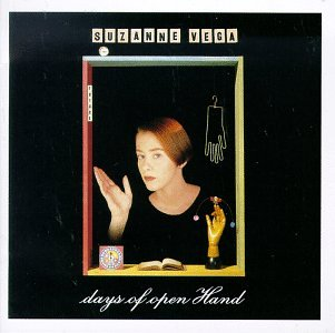 Suzanne Vega - Days Of Open Hand (1990) [FLAC] Download