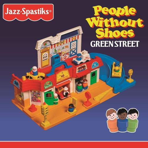 Jazz Spastiks & People Without Shoes - Green Street (2019) [FLAC] Download