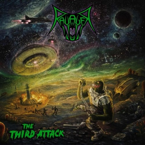 Ravager - The Third Attack (2021) [FLAC] Download