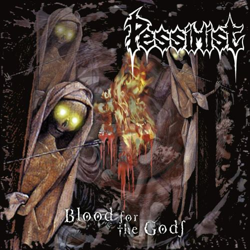 Pessimist - Blood for the Gods (2021) [FLAC] Download