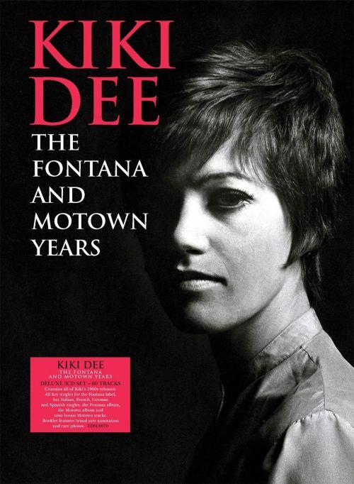Kiki Dee - The Fontana and Motown Years (2020) [FLAC] Download