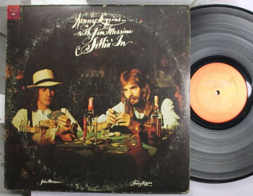 Kenny Loggins With Jim Messina - Sittin In (1994) [FLAC] Download