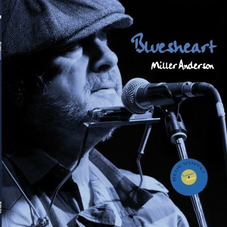 Miller Anderson - Bluesheart (2007) [FLAC] Download