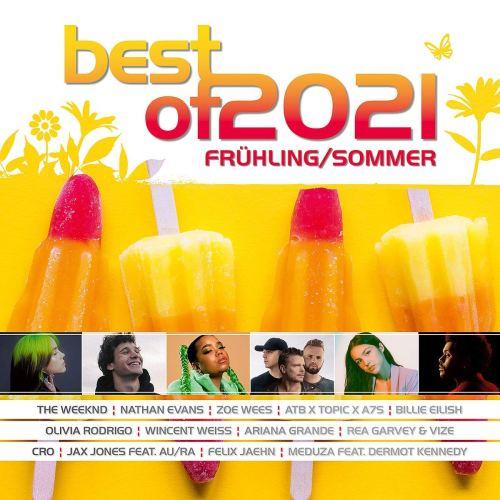 VA - Best Of 2021 Frühling/Sommer (2021) [FLAC] Download