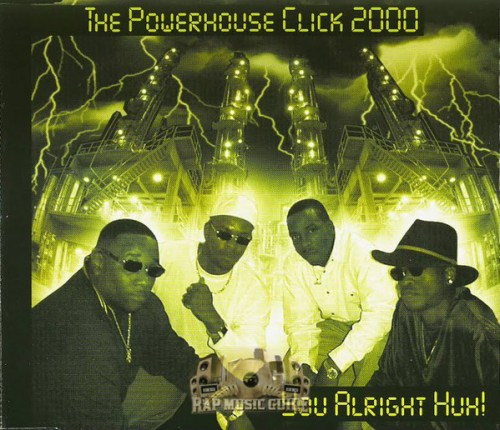 The Powerhouse Click 2000 - You Alright Huh! (1999) [FLAC] Download