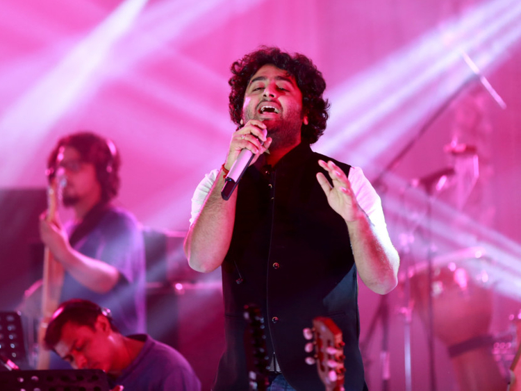 arijit singh after the