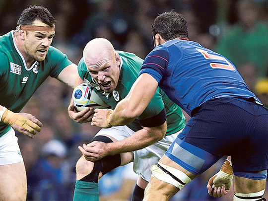 Six Nations rugby: France v Ireland match postponed because of ...
