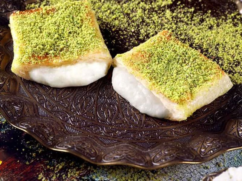 places to get Ramadan sweets in the UAE
