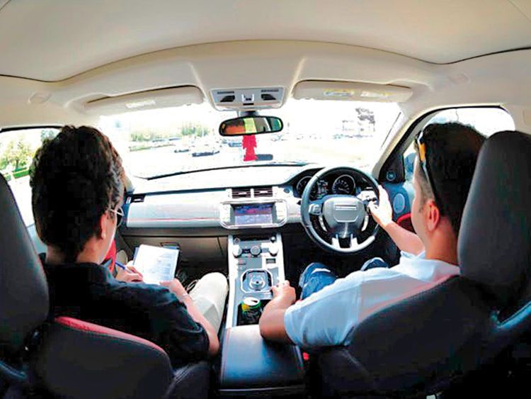 uae driving classes in