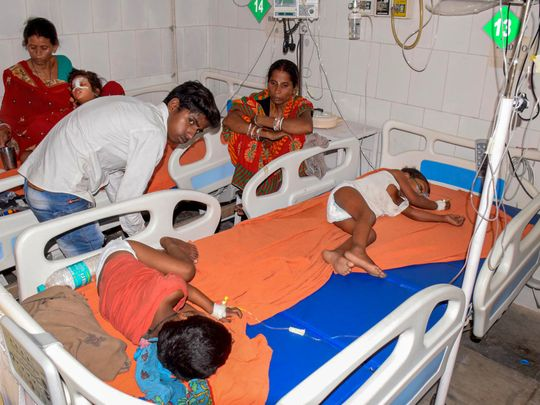 What is encephalitis, how did 53 children die in India? | India ...