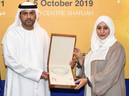 Emirati woman wins 1kg gold at Sharjah Watch and Jewellery Middle East Show | Uae – Gulf News