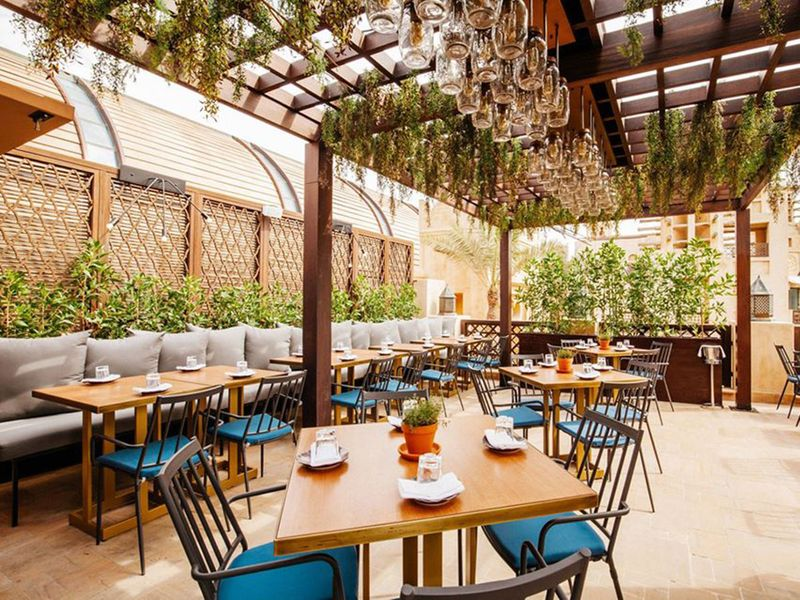 In Pictures: The Most Beautiful Restaurants in Dubai
