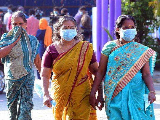 India: 6 cases of coronavirus in country, confirms Health Ministry ...