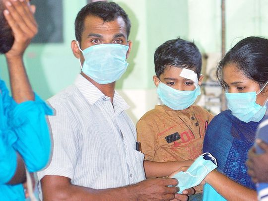 Coronavirus: Second confirmed case in India | India – Gulf News