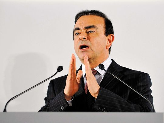 Photo of Ex-Nissan boss Ghosn says helping everyone who stood by him