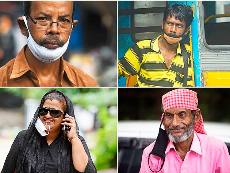 50 Percent Of Indians Are Not Wearing A Mask Says Govt