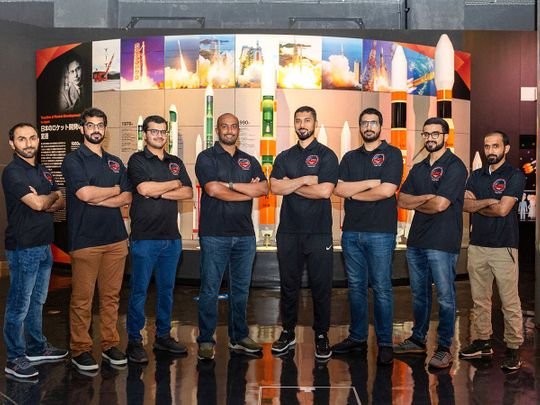The people behind the UAE's historic Hope Probe mission to Mars