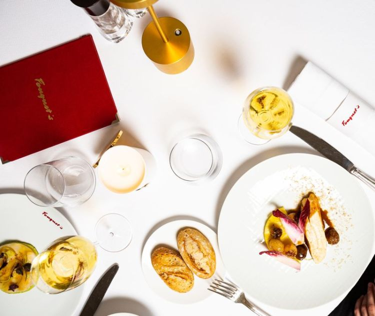 Fouquet's , top brunches in UAE
